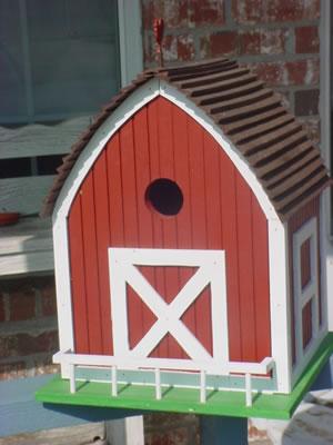 Bird Houses By Mark Large Barn Bird House