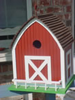 Large Barn Syte Bird House