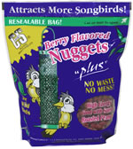 Berry Flavored Nuggets Plus