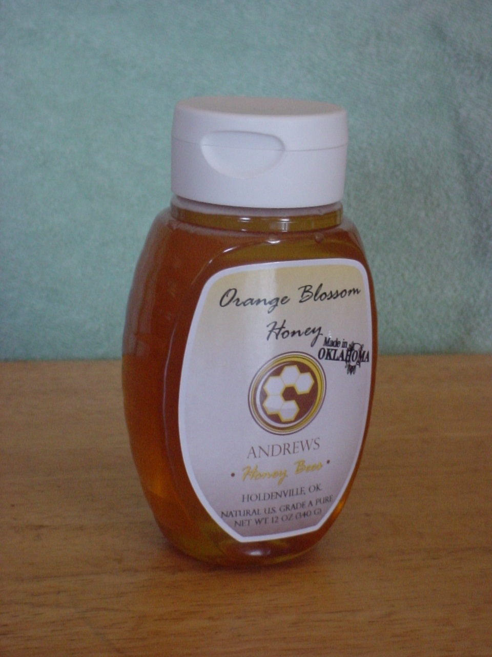 Andrews Honey, Pure natural honey