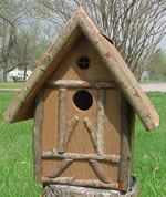 Mountian View Bird House