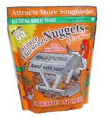 Orange Flavored Nuggets Plus